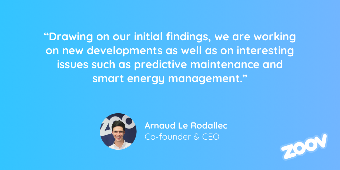 Arnaud Le Rodallec, Co-founder & CEO of Zoov